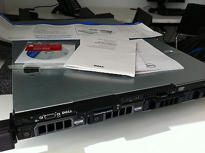 "Dell PowerEdge R410 2x Xeon X5650 2.66GHZ Sei Core 32GB RAM  4 x 3.5"" Dell CADDY"