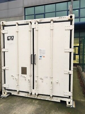 20ft x 8ft Refrigerated Container