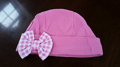 Baby Patch Girl Hat Beannie 000-00