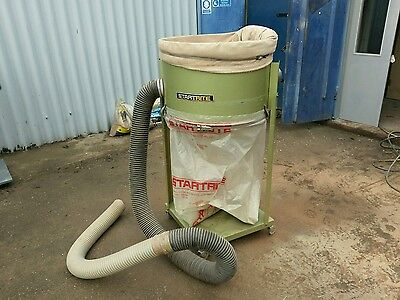 Startrite dust extractor 3phase