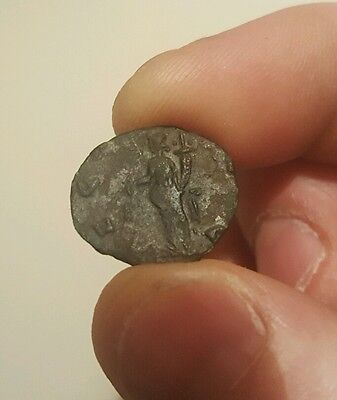 Job Lot of 18 ROMAN Ancient Coins - METAL DETECTING FIND