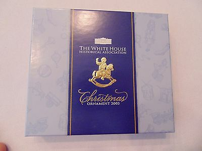The White House Ornament 2003 (A23)