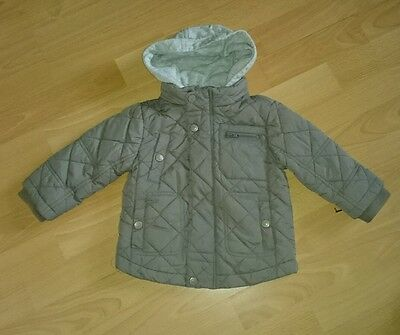 Boys next 12-18 months quilted jacket