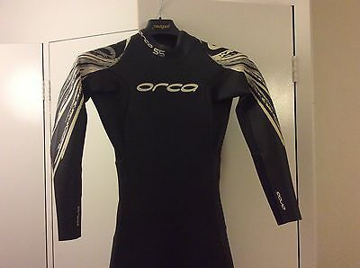 Brand New Orca S5 Wetsuit 5mm Size: MT