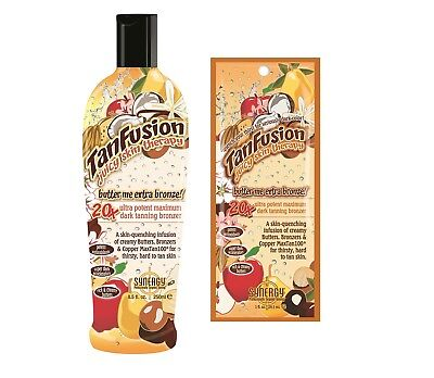 Synergy Tan Tan Fusion Butter Me Extra Bronze sunbed tanning lotion cream