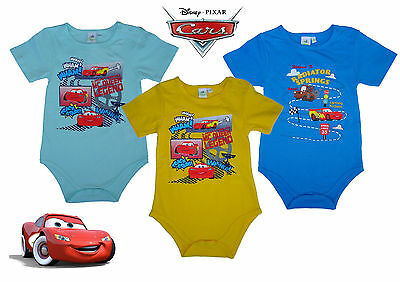 Disney Cars Body 3er Set =) NEU Gr. 62,68,74,80,86