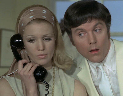 Kenneth Cope & Annette Andre photo - H3250 - Randall and Hopkirk (Deceased)