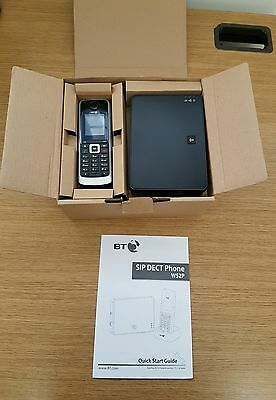 BT W52P DECT Base with W52H Cordless Handset LOOK!!!