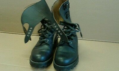 Chaussure Boots Rangers Marbot Neuvic Armee Francaise 40 Botte/botas Cuir