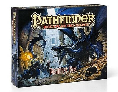 Pathfinder RPG Beginner Box - Fantasy Roleplaying Game - from Paizo - D&D 3.5e