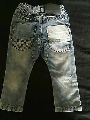 Next Boys Trendy Jeans 6-9 Months Worn Once!