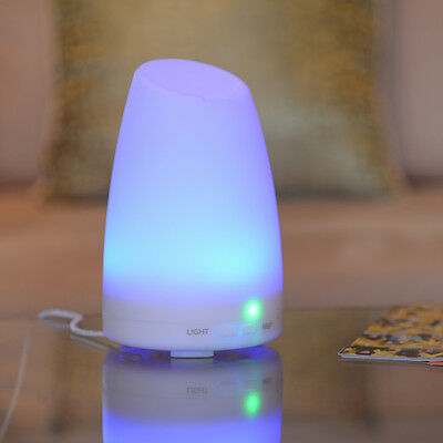 Aromatherapy Essential Oil Diffuser by Smiley Daisy