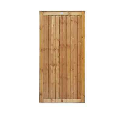 NEW Grange Timber Side Entry Garden Gate Wooden Outdoor Yard Gates Wood Doors