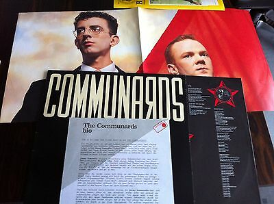 LP   -  THE COMMUNARDS ( Jimmy Somerville )  -  COMMUNARDS  mit Product Facts