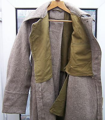 RKKA1939-45 CCCP WWII Soldier's Greatcoat Red Army USSR