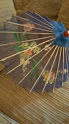 hand painted Chinese parasol