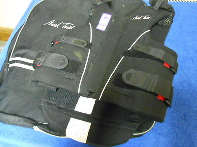 Mark Todd Body Protector + Carry Bag -  Adult small - NWOT