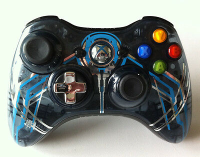 ► Manette XBOX 360 - Edition Collector HALO 4