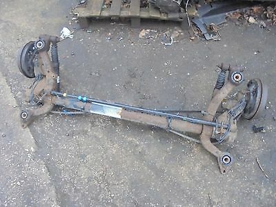Peugeot 206 1998-2008 Axle (Rear) Drums And Abs