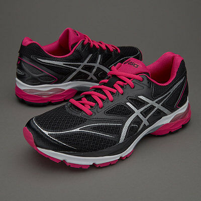 Asics Gel Pulse 8 Womens Ladies Neutral Running Fitness Gym Trainers Shoes Sizes
