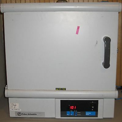 Fisher Scientific Isotemp Forced Air 2.5 cu ft. Lab Oven
