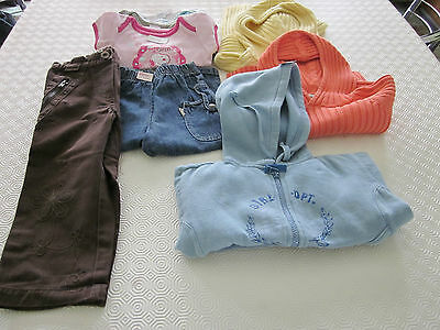 Lot De 10 Vetements Enfants 2-3 Ans