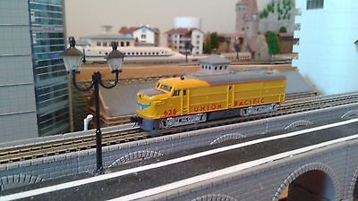 N Scale ROCO Diesel Engine Union Pacific