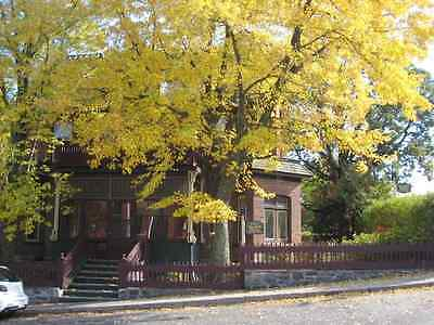 Brick Victorian Queen Anne B & B in NW Ontario