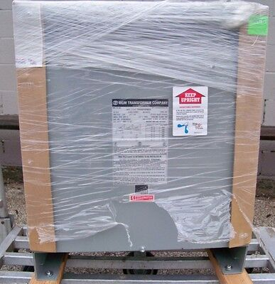 30 kva MGM 240 to 208 y 120 NEW transformer