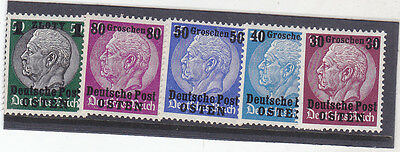 Stamps of German Occ of Poland