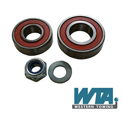 Bearings For Erde 102, 122, 133 Daxara 107, 127, 137 Hub