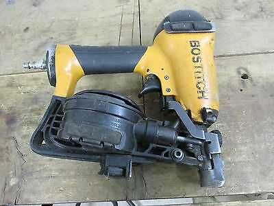 """Bostitch 1-3/4"""" 15° Coil Roofing Nailer - Model RN46-1"""