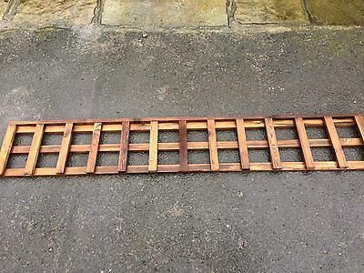 Trellis Fencing (Pressure Treated) 6ftx1ft  X10
