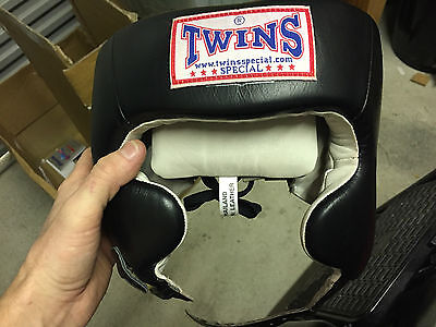 Twins Special (Thai / MMA / UFC) Boxing Headguard in great condition