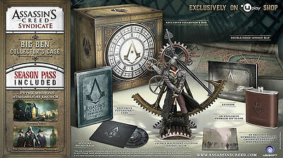 Assassins Creed Syndicate Big Ben edition PS4 - NO GAME