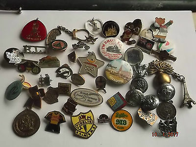Job Lot / Collection of various Badges