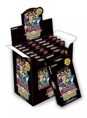 YuGiOh - The Dark Side of Dimensions Movie Pack Gold Edition Display Booster Box