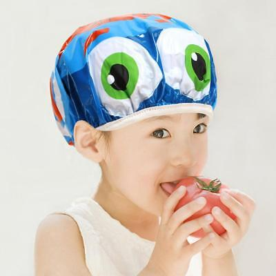 Kinder Baby Duschkappe Duschhaube Badehaube Badekappe Bath Shower Cap - Cartoon
