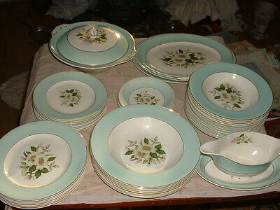 """Large Selection Of Vintage Retro """"johnson Brothers"""" Pottery Dinner Ware"""
