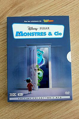 DVD Disney Collector Monstres et compagnie