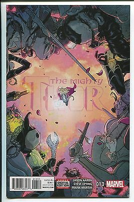 Mighty Thor #13 - Russell Dauterman Cover - Steve Epting Art -Marvel Comics/2016