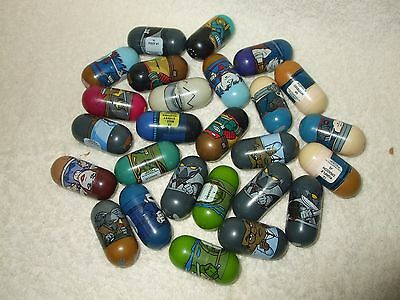 Collection Of 26 Vintage Mighty Beanz