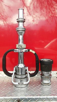 Akron Playpipe Fire Engine Nozzle w