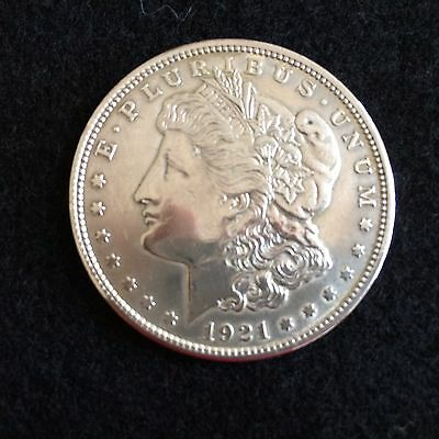 1921 U.s.a.$ One Dollar Coin