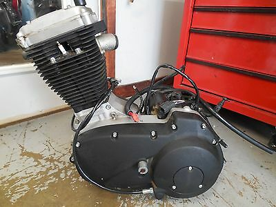 08 Buell Blast Strong Running / Compression Tested Engine Motor VIDEO 6820 miles