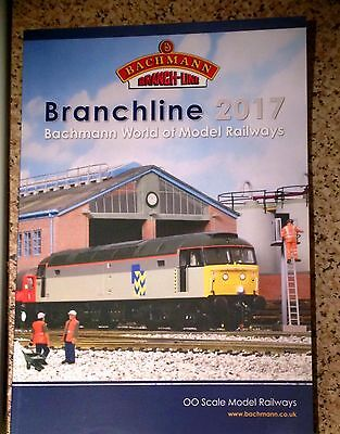 Bachmann Branchline 36-2017 OO Gauge 2017 Catalogue (with price list)