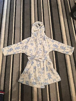 Gorgeous Boys Dressing Gown 12-18 Months