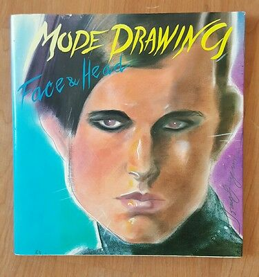 Mode Drawing By Isao Yajima How To Draw Heads Published 1988