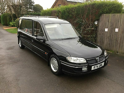Vauxhall Omega Hearse Funeral Vehicle For Limousine