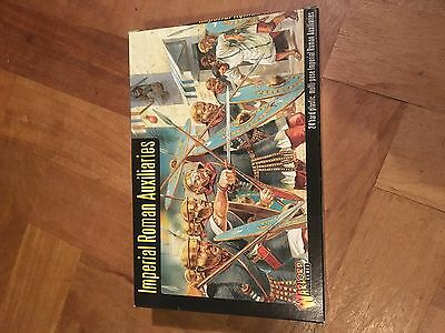 28mm Warlord Games Roman Auxiliaries 20 figures